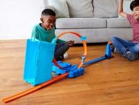 Wholesalers of Hot Wheels Track Builder Multi Loop Box toys image 3