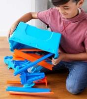Wholesalers of Hot Wheels Track Builder Multi Loop Box toys image 4