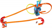 Wholesalers of Hot Wheels Track Builder Ultra Boost Kit toys image 2