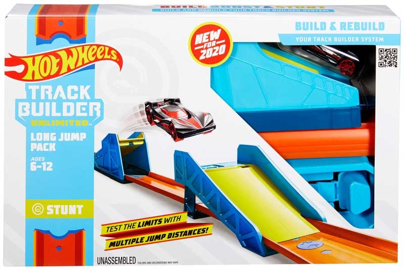 Wholesalers of Hot Wheels Track Builder Unlimited Builder Pack Asst toys