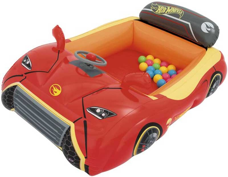 Wholesalers of Hotwheels Car Ball Pit toys