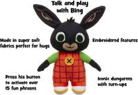 Wholesalers of Huggable Talking Bing Soft Toy toys image 4
