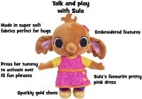Wholesalers of Huggable Talking Sula Soft Toy toys image 3