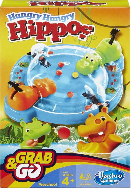 Wholesalers of Hungry Hungry Hippo Grab And Go toys