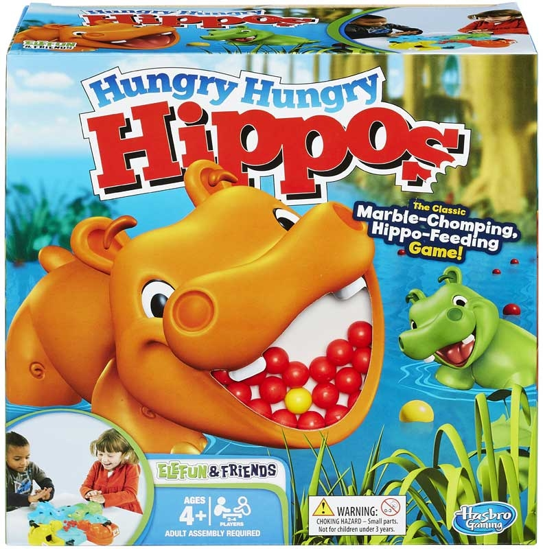 Wholesalers of Hungry Hungry Hippo toys