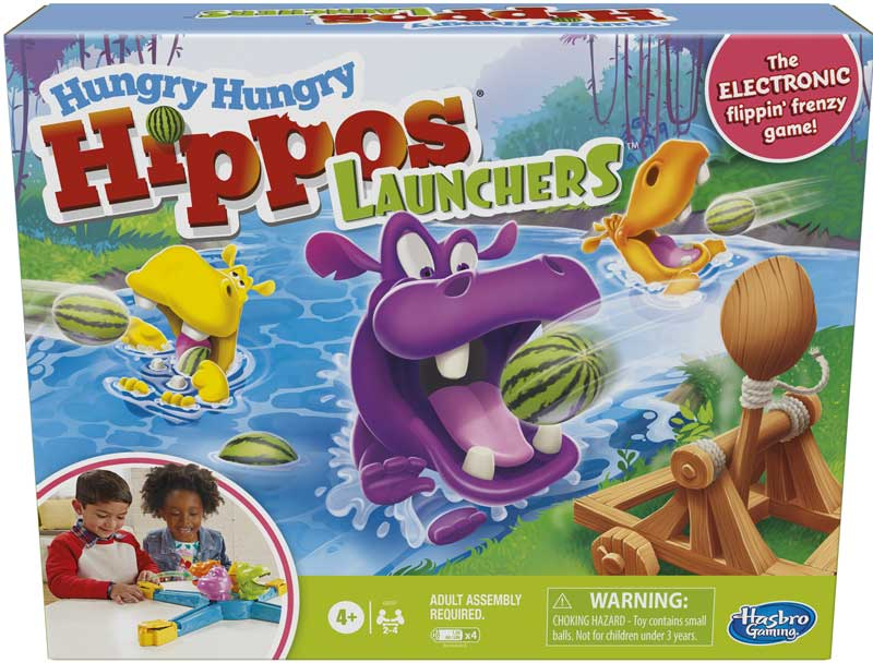 Wholesalers of Hungry Hungry Hippos Launchers toys