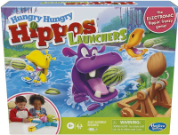 Wholesalers of Hungry Hungry Hippos Launchers toys image