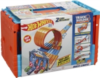 Wholesalers of Hw Track Builder Race Crate toys image