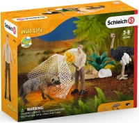 Wholesalers of Schleich Hyena Attack toys image