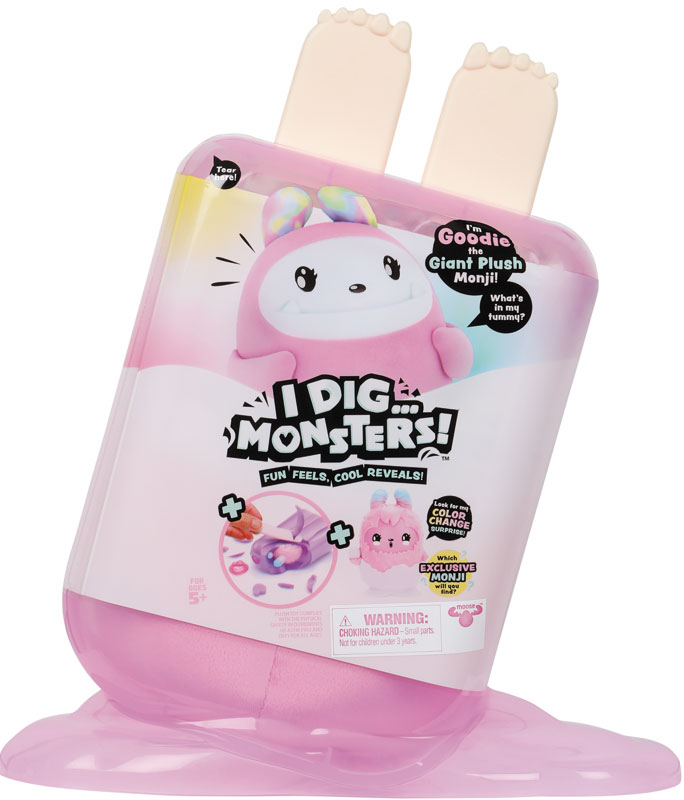Wholesalers of I Dig Monsters Jumbo Popsicle Pink toys