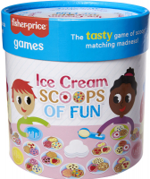 Wholesalers of Ice Cream Scoops Of Fun Game toys image