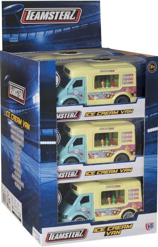 Wholesalers of Ice Cream Van toys