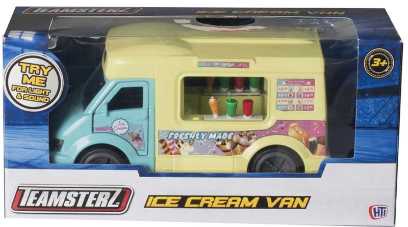 Ice Cream Van Wholesale