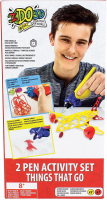 Wholesalers of Ido3d Ultra - 2 Pen Set - Things That Go toys image