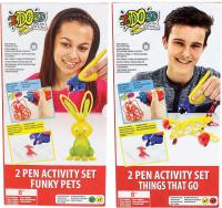 Wholesalers of Ido3d Ultra - 2 Pen Set Asst toys image
