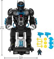 Wholesalers of Imaginext Dc Super Friends Bat-tech Batbot toys image 2