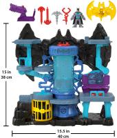 Wholesalers of Imaginext Dc Super Friends Bat-tech Batcave toys image 2