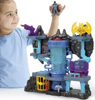 Wholesalers of Imaginext Dc Super Friends Bat-tech Batcave toys image 4