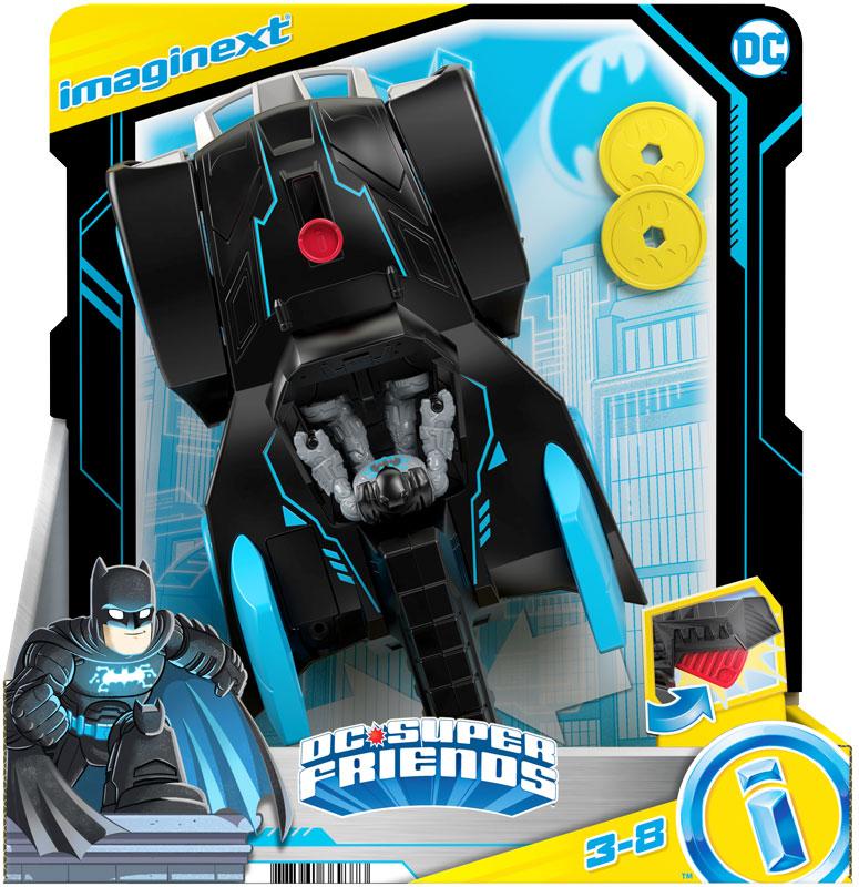 Wholesalers of Imaginext Dc Super Friends Bat-tech Batmobile toys