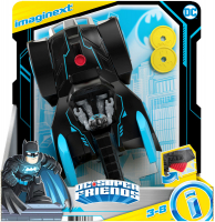 Wholesalers of Imaginext Dc Super Friends Bat-tech Batmobile toys image