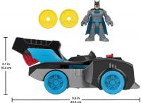 Wholesalers of Imaginext Dc Super Friends Bat-tech Batmobile toys image 4