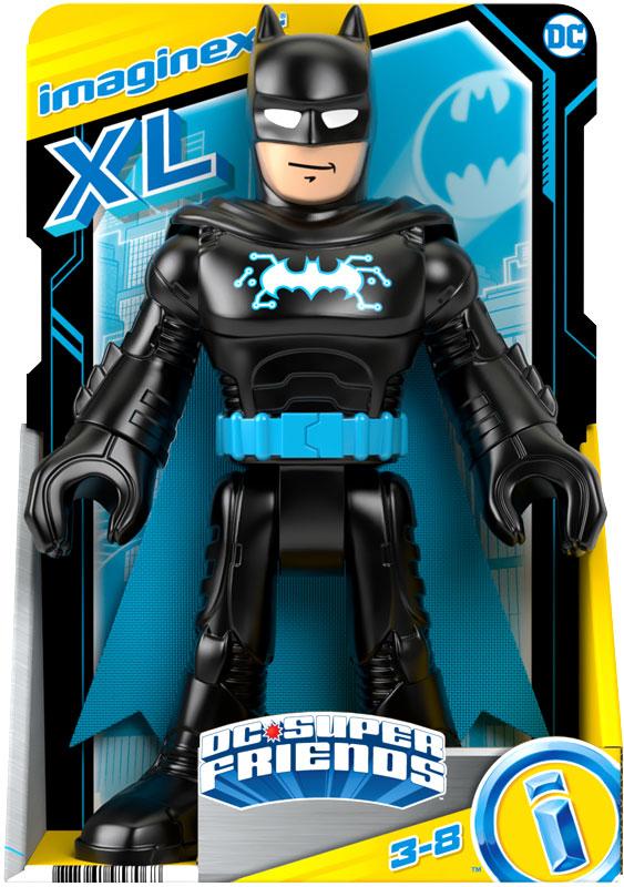 Wholesalers of Imaginext Dc Super Friends Batman Xl Bat Tech Blue toys