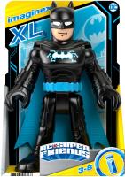 Wholesalers of Imaginext Dc Super Friends Batman Xl Bat Tech Blue toys image