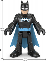 Wholesalers of Imaginext Dc Super Friends Batman Xl Bat Tech Blue toys image 3