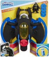 Wholesalers of Imaginext Dc Super Friends Batwing toys image