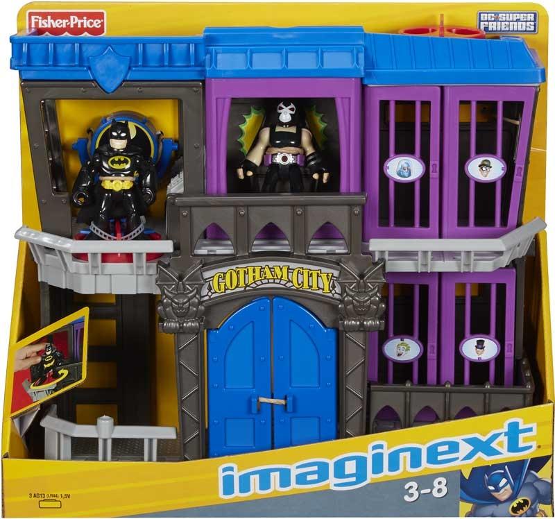 Wholesalers of Imaginext Dc Super Friends Gotham City Jail toys