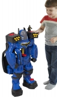 Wholesalers of Imaginext Dc Super Hero Friends Batbot Xtreme toys image 3