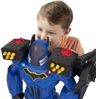 Wholesalers of Imaginext Dc Super Hero Friends Batbot Xtreme toys image 5