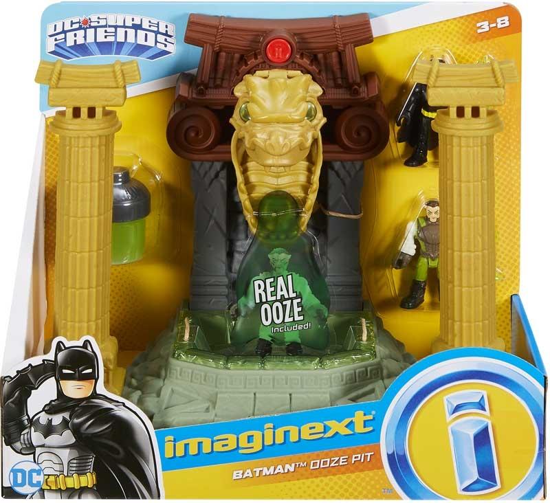 Wholesalers of Imaginext Dc Super Hero Friends Batman Slime Pit toys