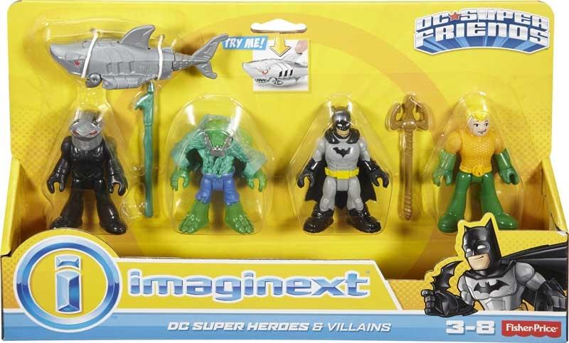 Wholesalers of Imaginext Dc Super Hero Friends Heroes & Villians Asst toys