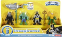 Wholesalers of Imaginext Dc Super Hero Friends Heroes & Villians Asst toys image