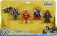 Wholesalers of Imaginext Dc Super Hero Friends Heroes & Villians Asst toys image 2