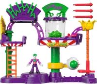 Wholesalers of Imaginext Dc Super Hero Friends Joker Laugh Factory toys image 2