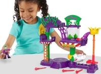 Wholesalers of Imaginext Dc Super Hero Friends Joker Laugh Factory toys image 3