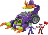 Wholesalers of Imaginext Dc Super Hero Friends The Joker Claw Vehicle toys image 2