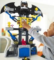 Wholesalers of Imaginext Dc Super Hero Friends Transforming Batcave toys image 3