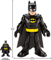Wholesalers of Imaginext Dcsf Large Figure Batman toys image 3