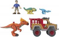 Wholesalers of Imaginext Jurassic World Camp Cretaceous Runaway Dinos toys image 2