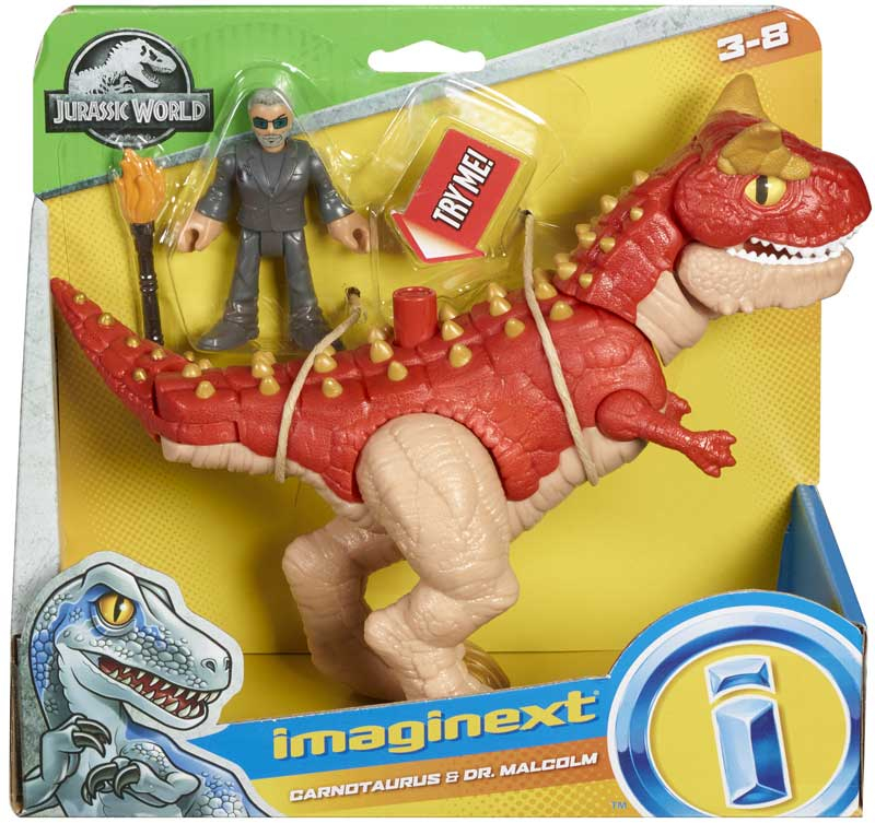Wholesalers of Imaginext Jurrasic World Feature Asst toys