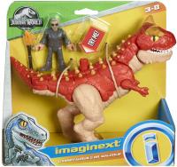 Wholesalers of Imaginext Jurrasic World Feature Asst toys image