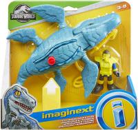 Wholesalers of Imaginext Jurrasic World Feature Asst toys image 3