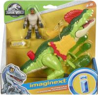 Wholesalers of Imaginext Jurrasic World Feature Asst toys image 4