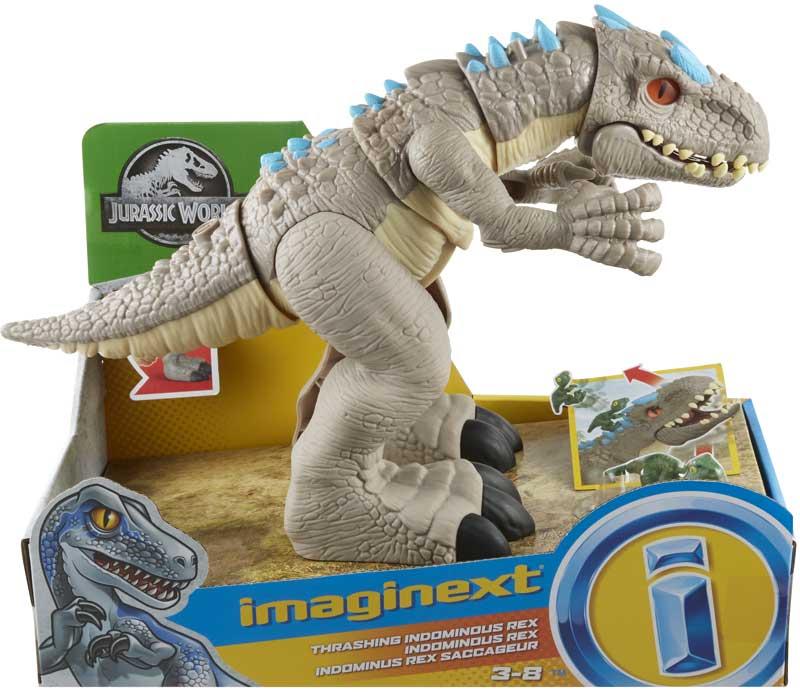 Wholesalers of Imaginext Jurassic World Indominus Rex toys