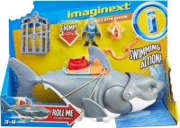 Wholesalers of Imaginext Mega Bite Shark toys image
