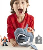 Wholesalers of Imaginext Mega Bite Shark toys image 2