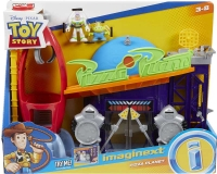 Wholesalers of Imaginext Playset Featuring Toy Story Pizza Planet toys image